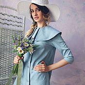 """Одежда ручной работы. Ярмарка Мастеров - ручная работа Платье в ретро стиле  """"Нарядные 60-е"""". Handmade."""