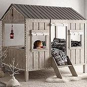 Для дома и интерьера ручной работы. Ярмарка Мастеров - ручная работа Дом кровать. Handmade.