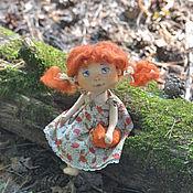 Куклы и игрушки ручной работы. Ярмарка Мастеров - ручная работа Рыженький Талисман:). Handmade.