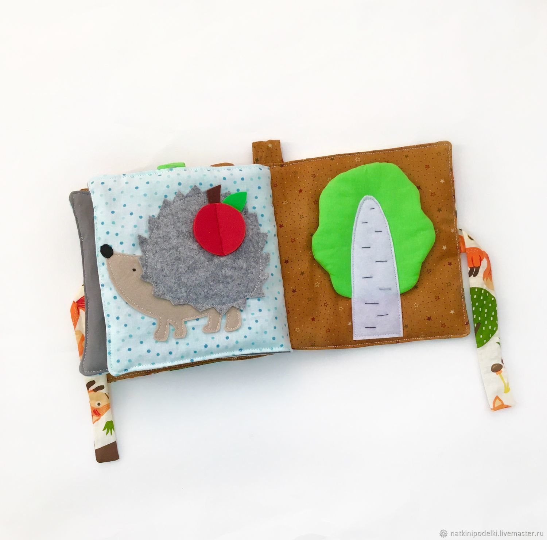 Книжка Mini для малыша, Кубики и книжки, Сочи,  Фото №1