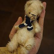 Куклы и игрушки ручной работы. Ярмарка Мастеров - ручная работа Мишка Вилли. Handmade.