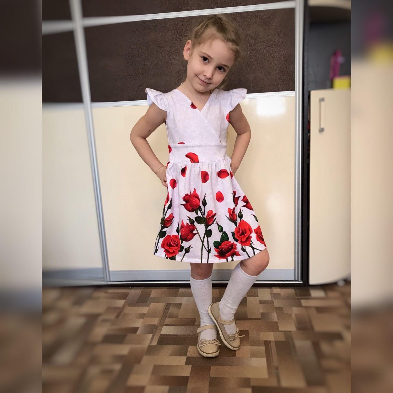 Платье «Розы»