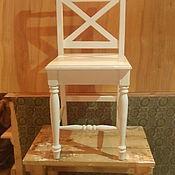 Для дома и интерьера ручной работы. Ярмарка Мастеров - ручная работа стул в столовую,в стиле прованс. Handmade.