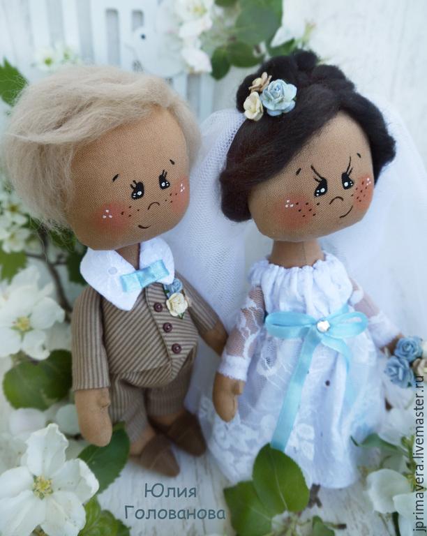 Кукла в подарок на свадьбу 576