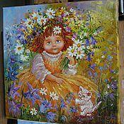 Картины и панно ручной работы. Ярмарка Мастеров - ручная работа Ангел Нежность. Handmade.