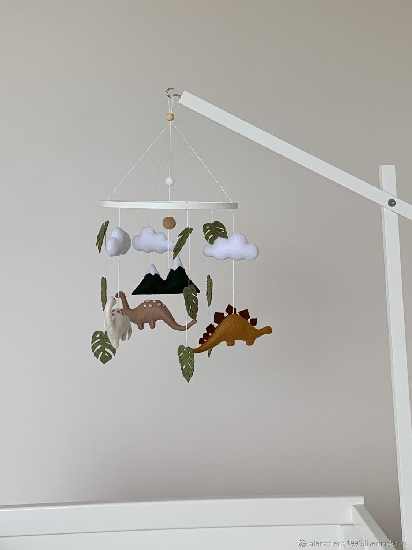 Мобиль в кроватку, Подарок новорожденному, Санкт-Петербург,  Фото №1