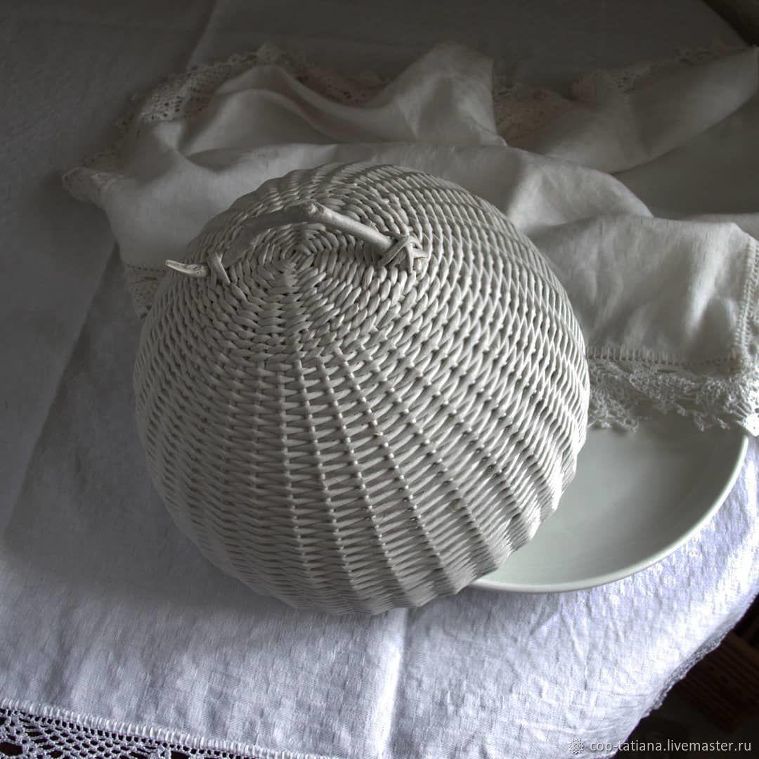 Плетеная хлебница Клош-набор, Хлебницы, Новосибирск,  Фото №1