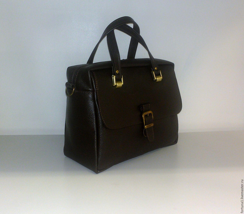 Bag leather 102, Classic Bag, St. Petersburg,  Фото №1