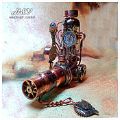 Субкультуры handmade. Livemaster - original item STEAMPUNK flash drive