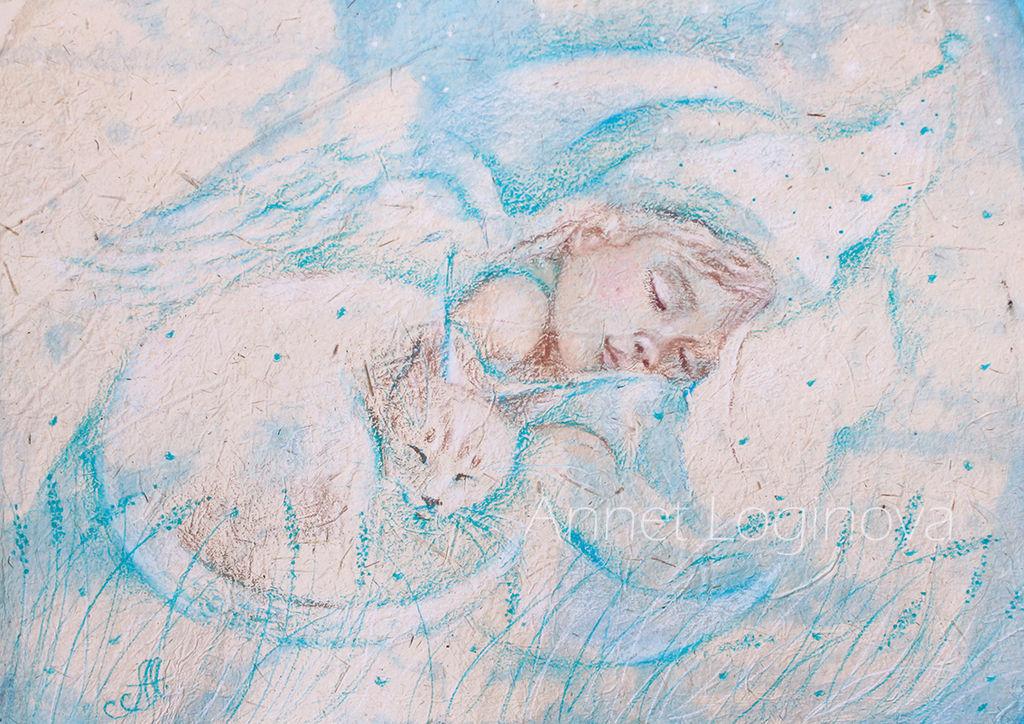 Аромат цветочного сна, Картины, Москва,  Фото №1