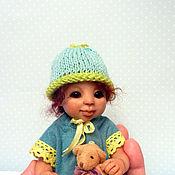 Куклы и игрушки ручной работы. Ярмарка Мастеров - ручная работа Малышка Сьюзи. Handmade.