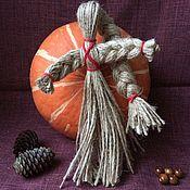 Народная кукла ручной работы. Ярмарка Мастеров - ручная работа Куколка оберег Здоровушка. Handmade.