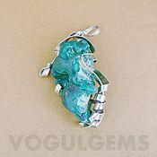 Украшения handmade. Livemaster - original item Fancy pendant with Tagil malachite. Handmade.