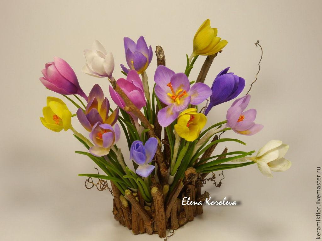 Елена королева весенние цветы