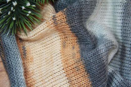 Шарфы и шарфики ручной работы. Заказать Снуд вязаный
