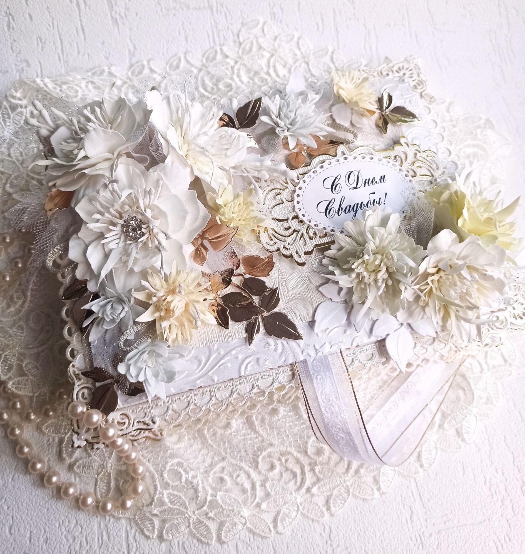 Коробочка для денег на свадьбу, день рождения, открытка на юбилей, Подарки, Долгопрудный,  Фото №1