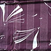 Ткани ручной работы. Ярмарка Мастеров - ручная работа Ткань шелк искусственный. Handmade.