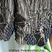 Одежда ручной работы. Ярмарка Мастеров - ручная работа Костюм с вышивкой БОЛГАРСКИЙ ВИНОГРАД. Handmade.