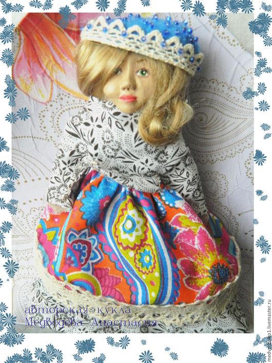 Персональные подарки ручной работы. Ярмарка Мастеров - ручная работа. Купить авторская кукла. Handmade. Авторская кукла, ручная работа