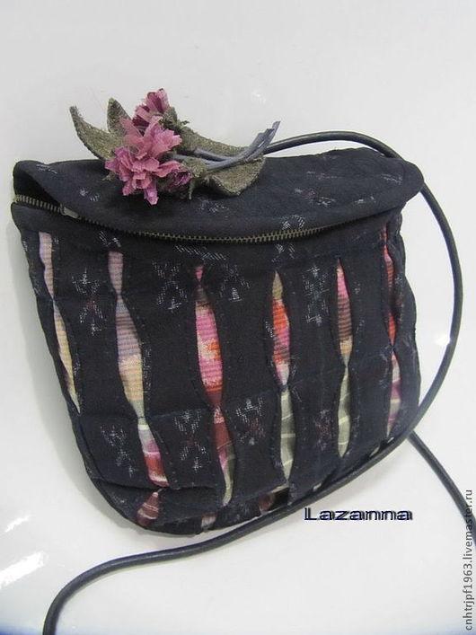 Женские сумки ручной работы. Ярмарка Мастеров - ручная работа. Купить Сумка-планшет. Handmade. Тёмно-синий