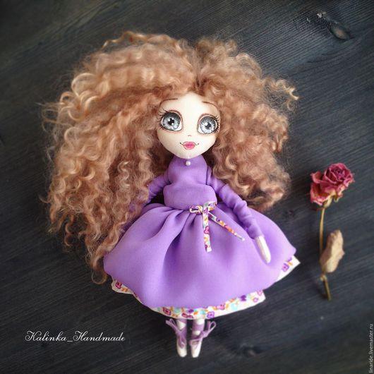 Человечки ручной работы. Ярмарка Мастеров - ручная работа. Купить Кукла текстильная. Handmade. Разноцветный, куколка в подарок, своими руками