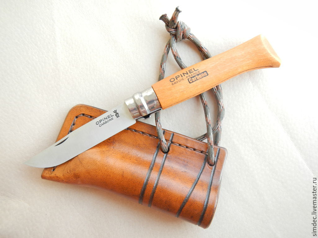 Чехол для Opinel №8, Сувенирное оружие, Тольятти,  Фото №1