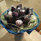Сувениры и подарки ручной работы. Ярмарка Мастеров - ручная работа Подарок мужчине Букет из носков. Handmade.