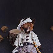 Куклы и игрушки ручной работы. Ярмарка Мастеров - ручная работа Ронул волк. Handmade.