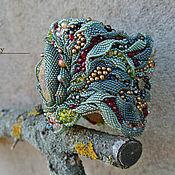 """Украшения ручной работы. Ярмарка Мастеров - ручная работа Браслет  """"Пиритовый лес"""". Handmade."""