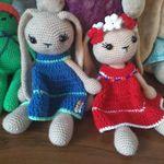 """Вязанные игрушки """"ZARYA"""" - Ярмарка Мастеров - ручная работа, handmade"""