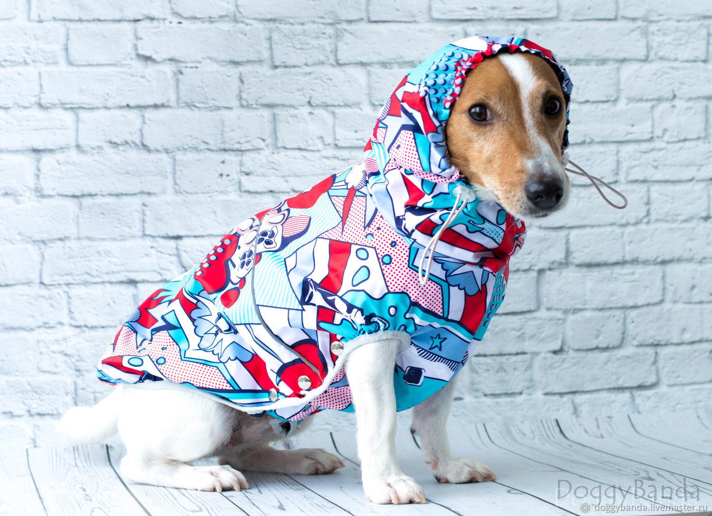 """Дождевик - попона для собак """"Бумбастик"""", Одежда для собак, Москва, Фото №1"""