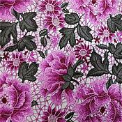 Lace handmade. Livemaster - original item Colorful lace, Gia Karanja. In stock!. Handmade.