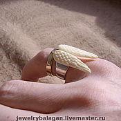 Украшения handmade. Livemaster - original item Angel wings-ring. Handmade.