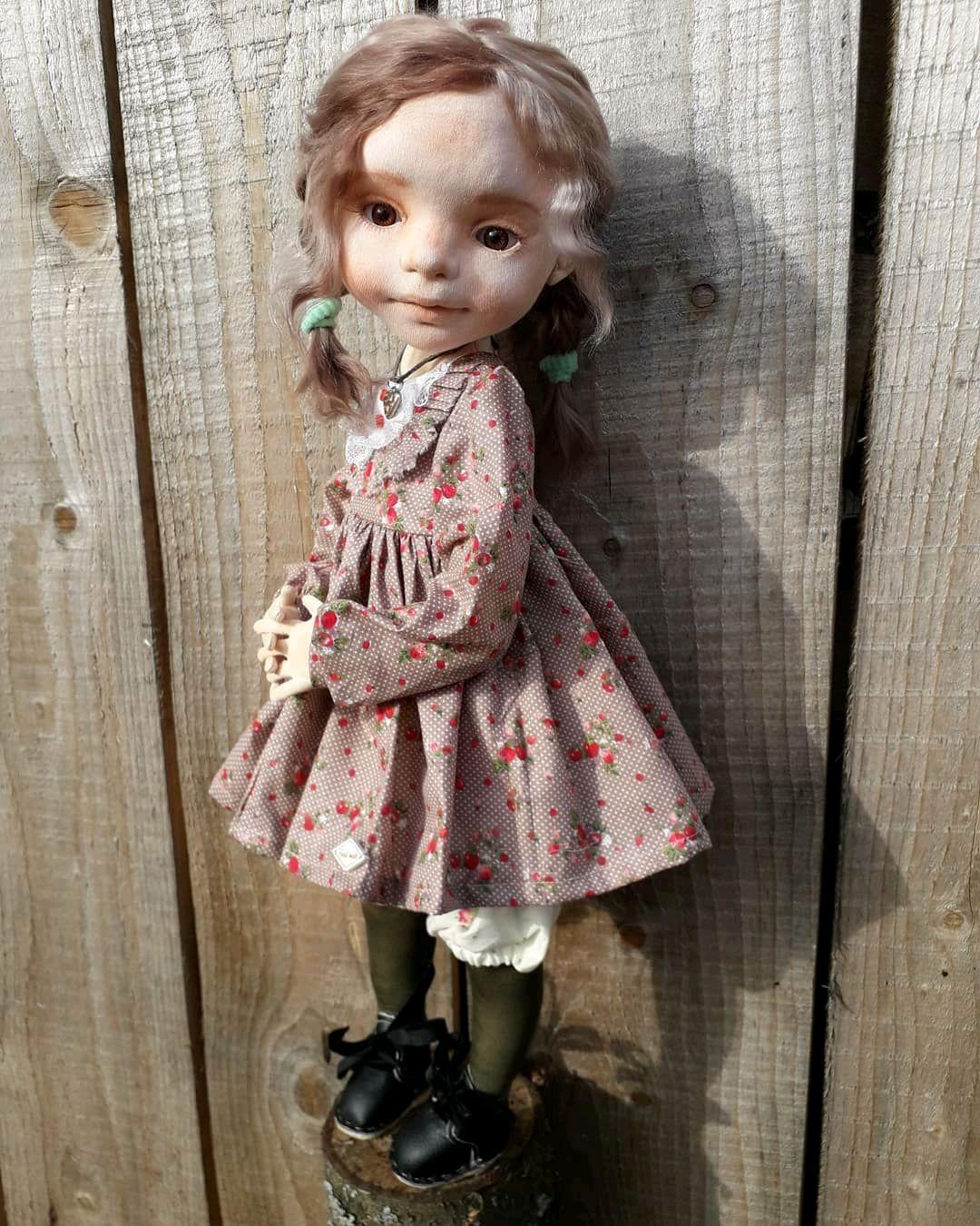 Рита . коллекционная кукла, Куклы и пупсы, Духовщина,  Фото №1