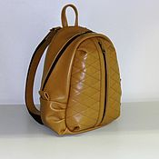 Сумки и аксессуары handmade. Livemaster - original item Backpack leather 89r. Handmade.