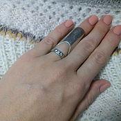 Rings handmade. Livemaster - original item ring Nail. Handmade.