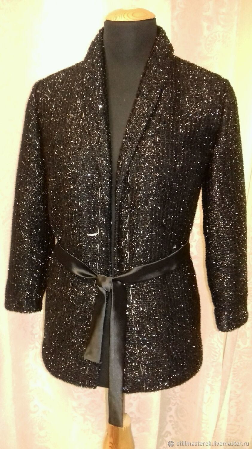 The jacket in Chanel style, Suit Jackets, Moscow,  Фото №1