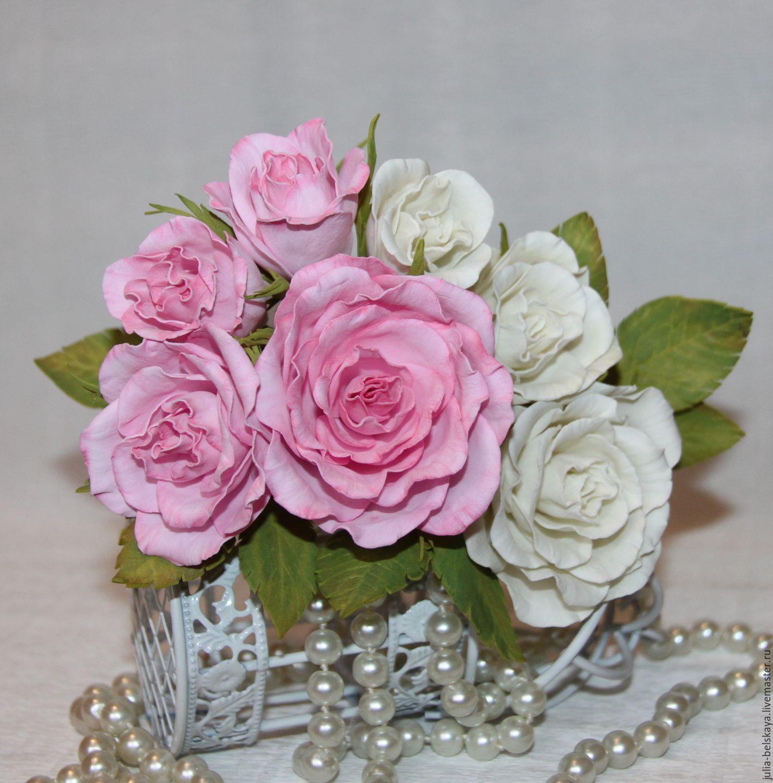 Купить цветы ручной работы из фоамирана цветы в подарок с доставкой в пензе