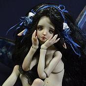 """Куклы и игрушки handmade. Livemaster - original item Porcelain ball jointed doll """"Aquamarine"""". Handmade."""
