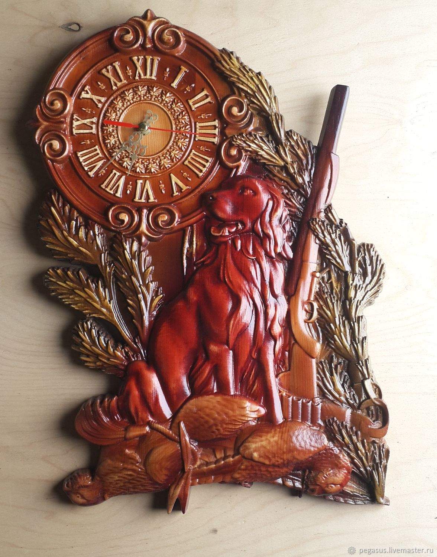 Wall clock Dog, Watch, Chelyabinsk,  Фото №1