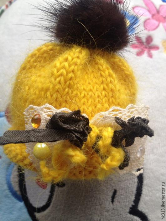 """Одежда для кукол ручной работы. Ярмарка Мастеров - ручная работа. Купить """"Солнечный денек"""" одежда для кукол. Handmade. Желтый, кукла"""