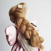Куклы и игрушки ручной работы. Ярмарка Мастеров - ручная работа Тильда Фея. Прованс. Хранительница домашнего уюта.. Handmade.