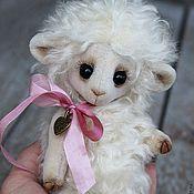 Куклы и игрушки ручной работы. Ярмарка Мастеров - ручная работа Овечка Молли. Handmade.