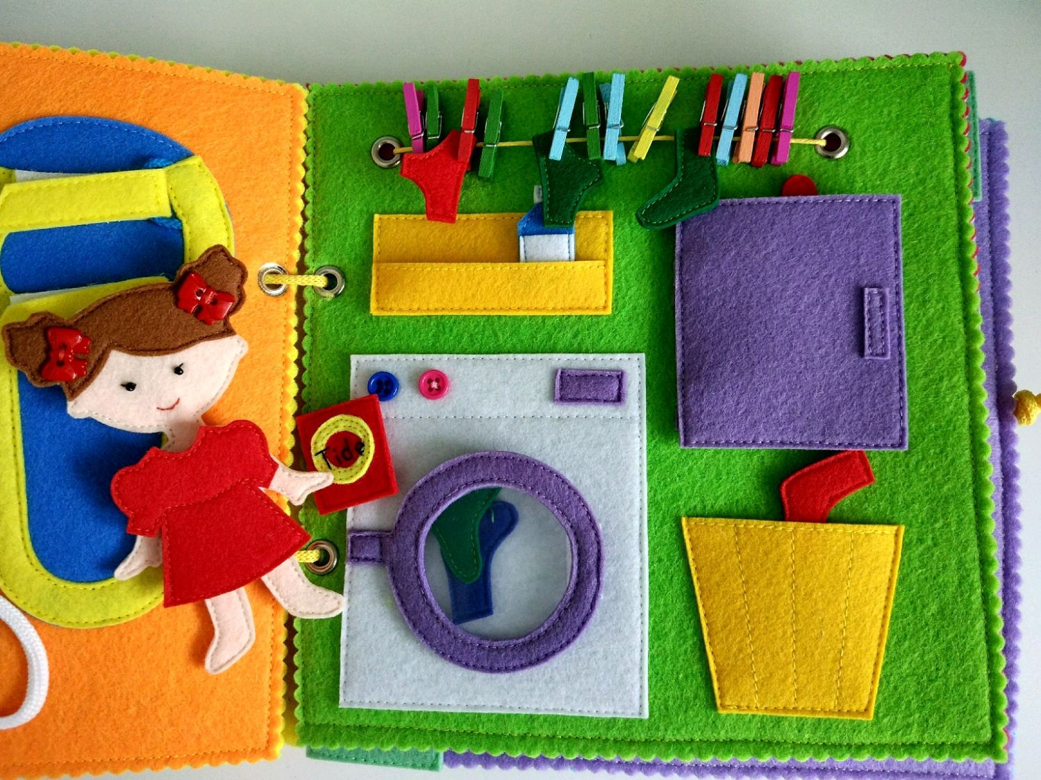 Для книжки из ткани своими руками фото 437
