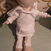 Куклы и игрушки ручной работы. Ярмарка Мастеров - ручная работа Кукла Лапочка. Handmade.