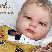 Куклы Reborn ручной работы. Ярмарка Мастеров - ручная работа Малыш Марк (London awake). Handmade.