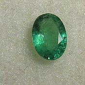 Материалы для творчества handmade. Livemaster - original item Natural emerald 0.52 carats. Handmade.