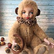 Куклы и игрушки handmade. Livemaster - original item Teddy $ Christie. Handmade.