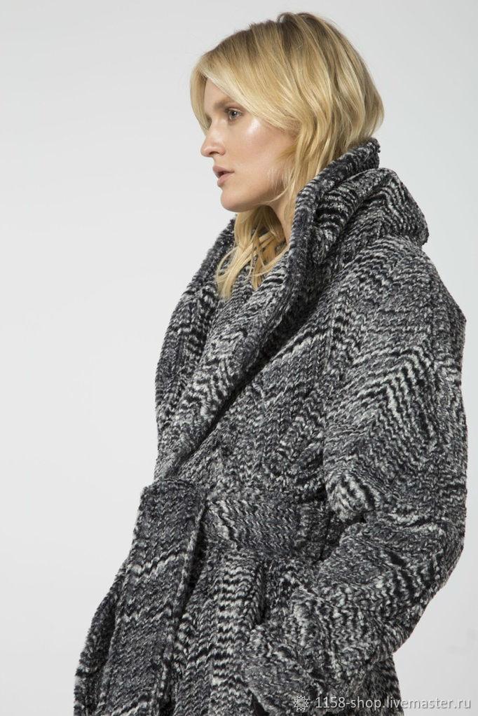 292dd2163d67 Ярмарка Мастеров - ручная работа. Купить Зимнее пальто №9 · Верхняя одежда  ручной работы. Зимнее пальто №9. 1158-shop.