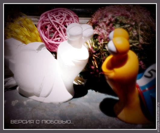 Сказочные персонажи ручной работы. Ярмарка Мастеров - ручная работа. Купить Турбо. Handmade. Белый, гипсовая заготовка, раскраска купить